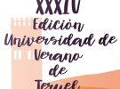 XXXIV Edición de la Universidad de Verano de Teruel