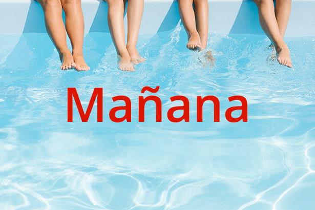Reservas de piscinas municipales horarios de mañana